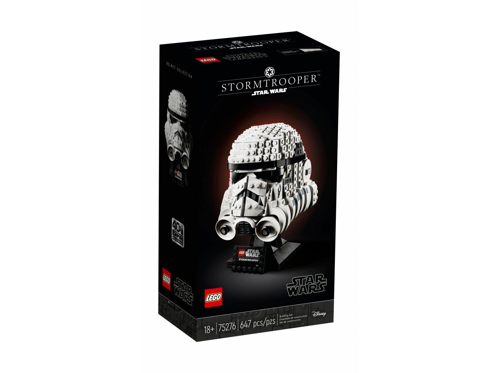 LEGO 75276 Star Wars™ Hełm szturmowca™