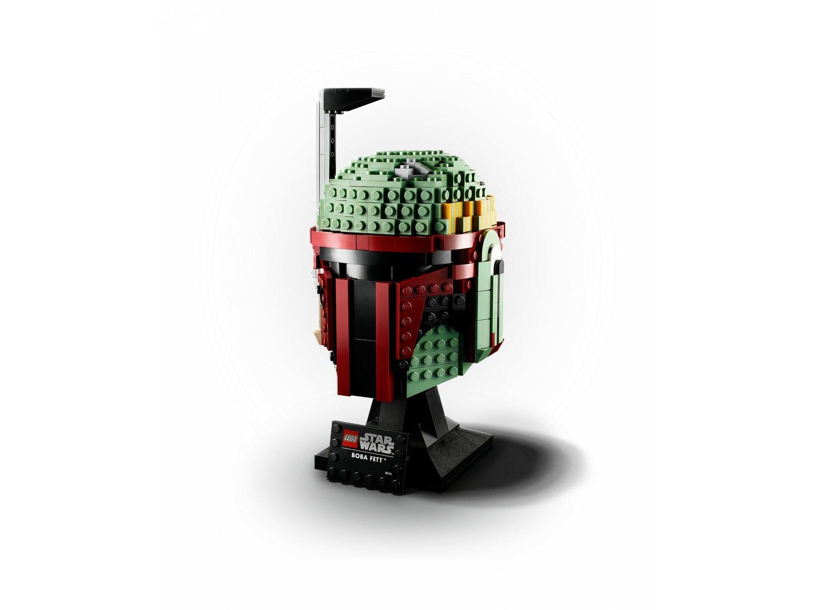 LEGO Star Wars™ Hełm Boby Fetta™ 75277