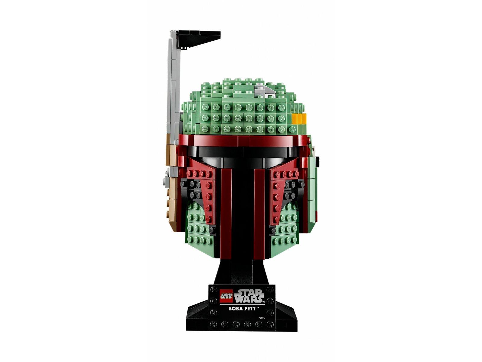 LEGO Star Wars™ 75277 Hełm Boby Fetta™