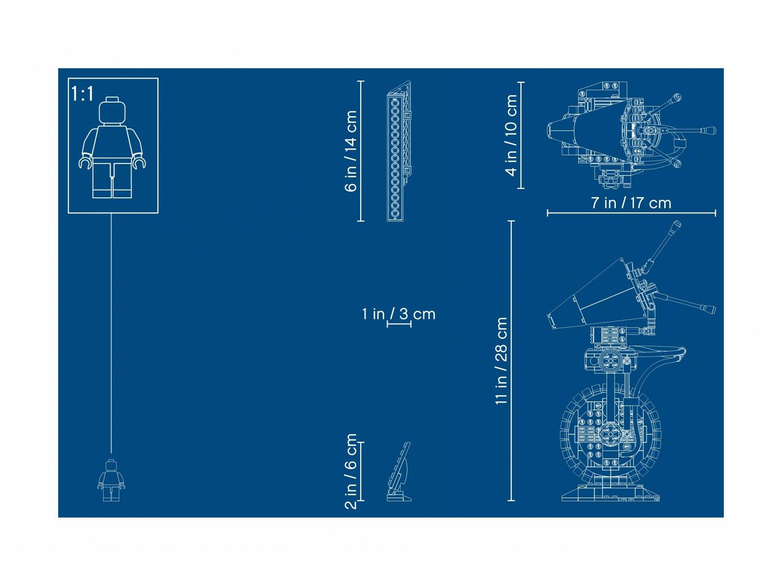 LEGO Star Wars™ 75278 D-O™