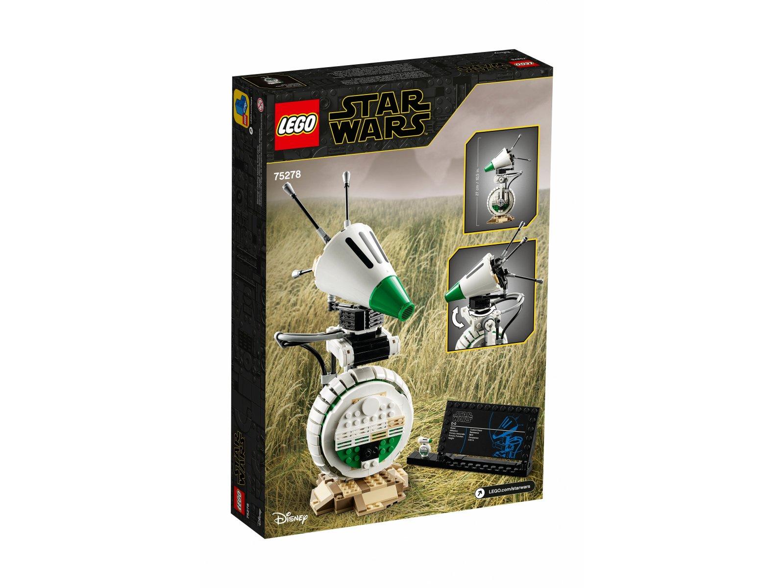 LEGO Star Wars™ D-O™ 75278