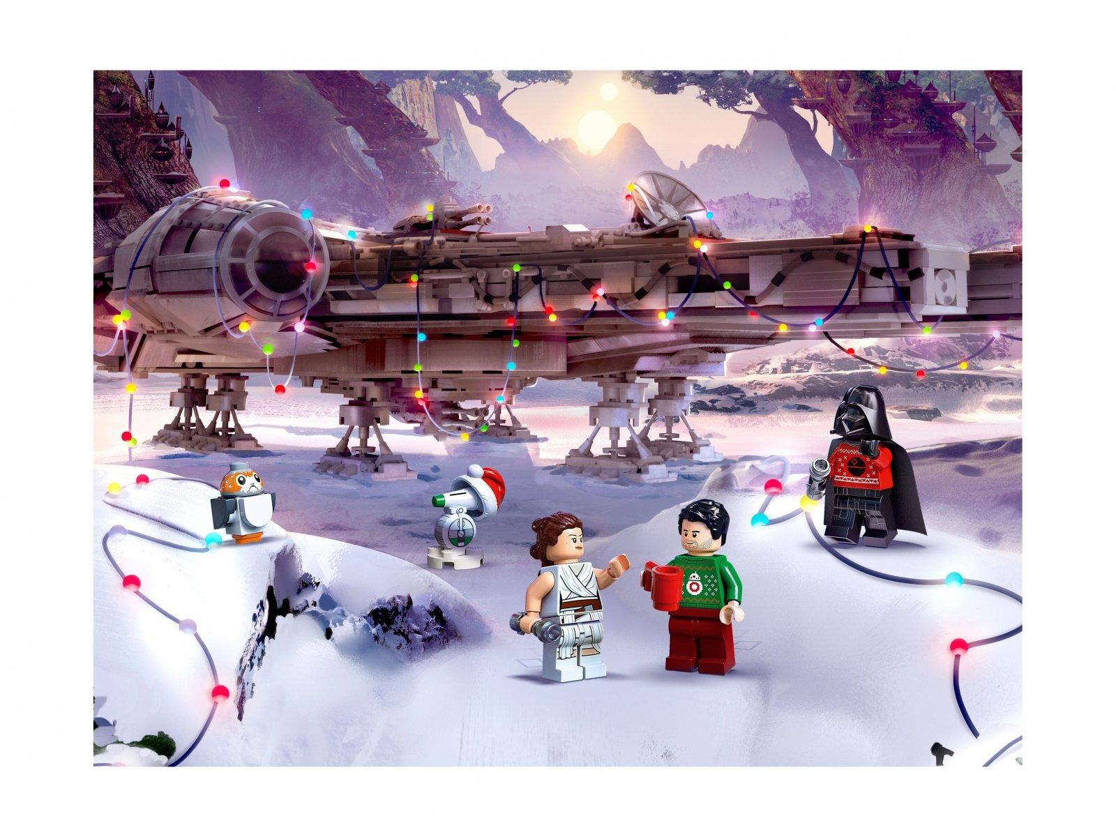 LEGO Star Wars™ Kalendarz adwentowy 75279