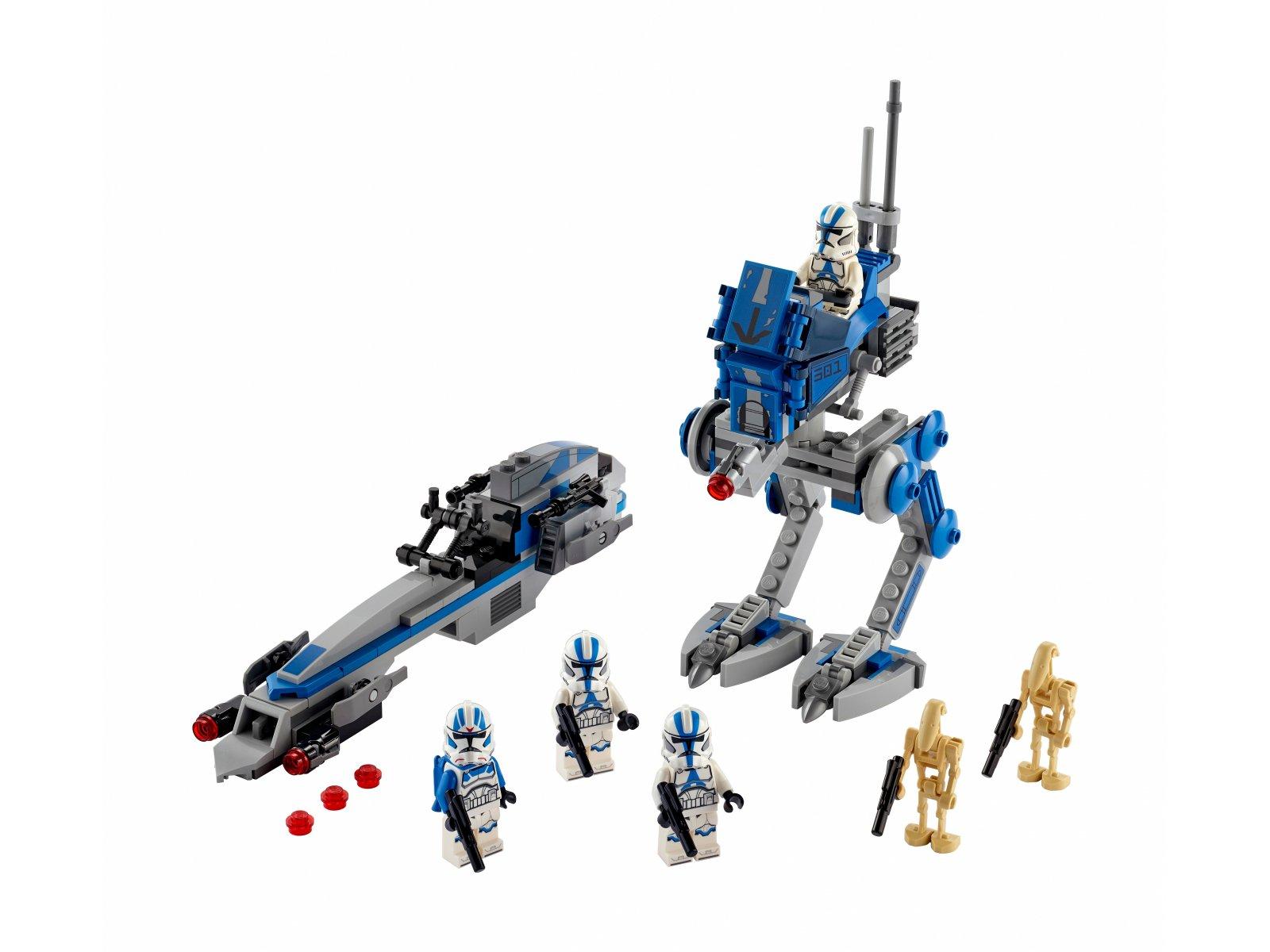 LEGO 75280 Żołnierze-klony z 501. legionu™