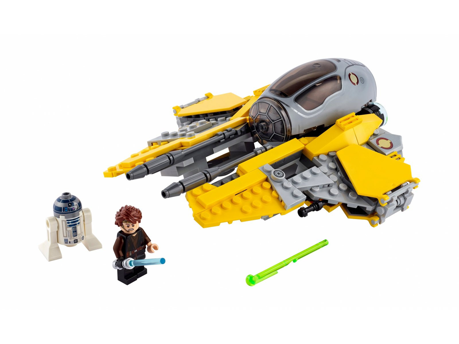 LEGO 75281 Star Wars Jedi™ Interceptor Anakina