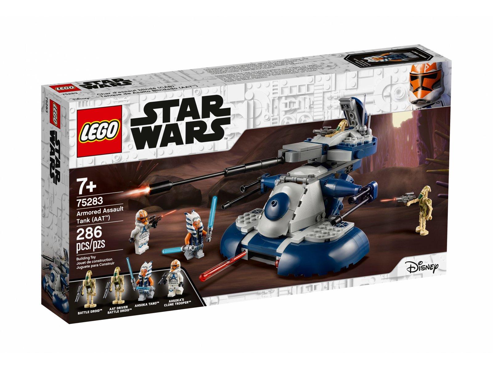 LEGO Star Wars™ Czołg opancerzony (AAT™) 75283