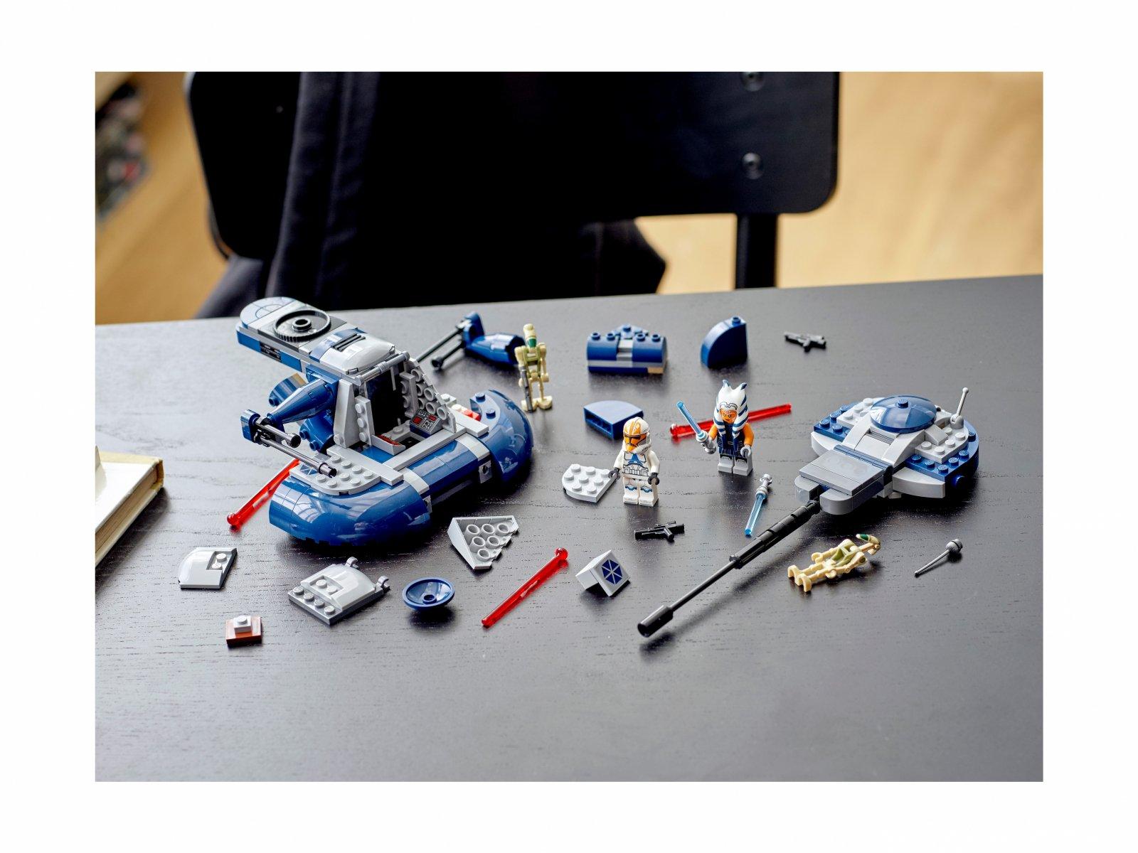 LEGO 75283 Czołg opancerzony (AAT™)