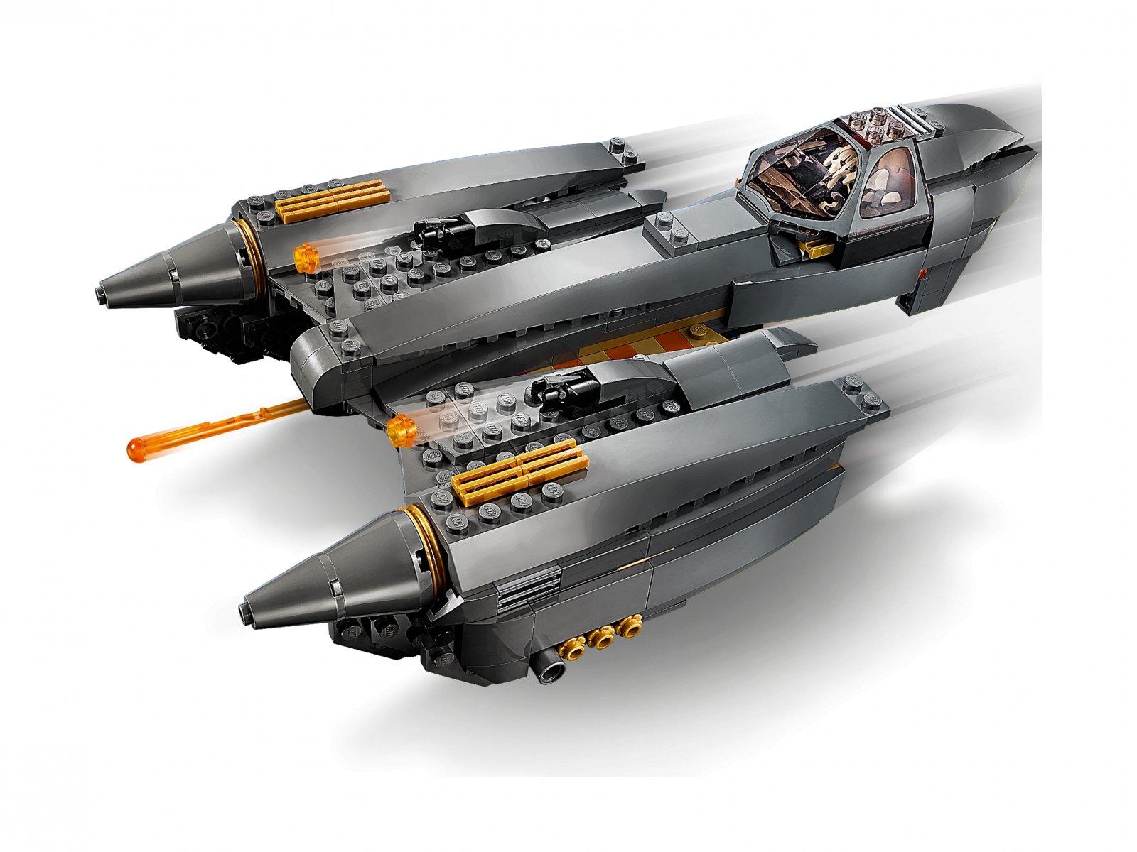 LEGO 75286 Star Wars™ Gwiezdny myśliwiec™ generała Grievousa