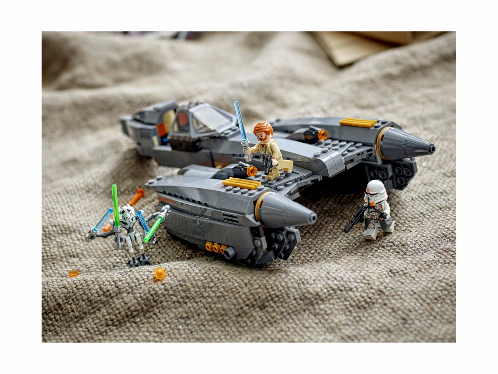 LEGO Star Wars™ 75286 Gwiezdny myśliwiec™ generała Grievousa