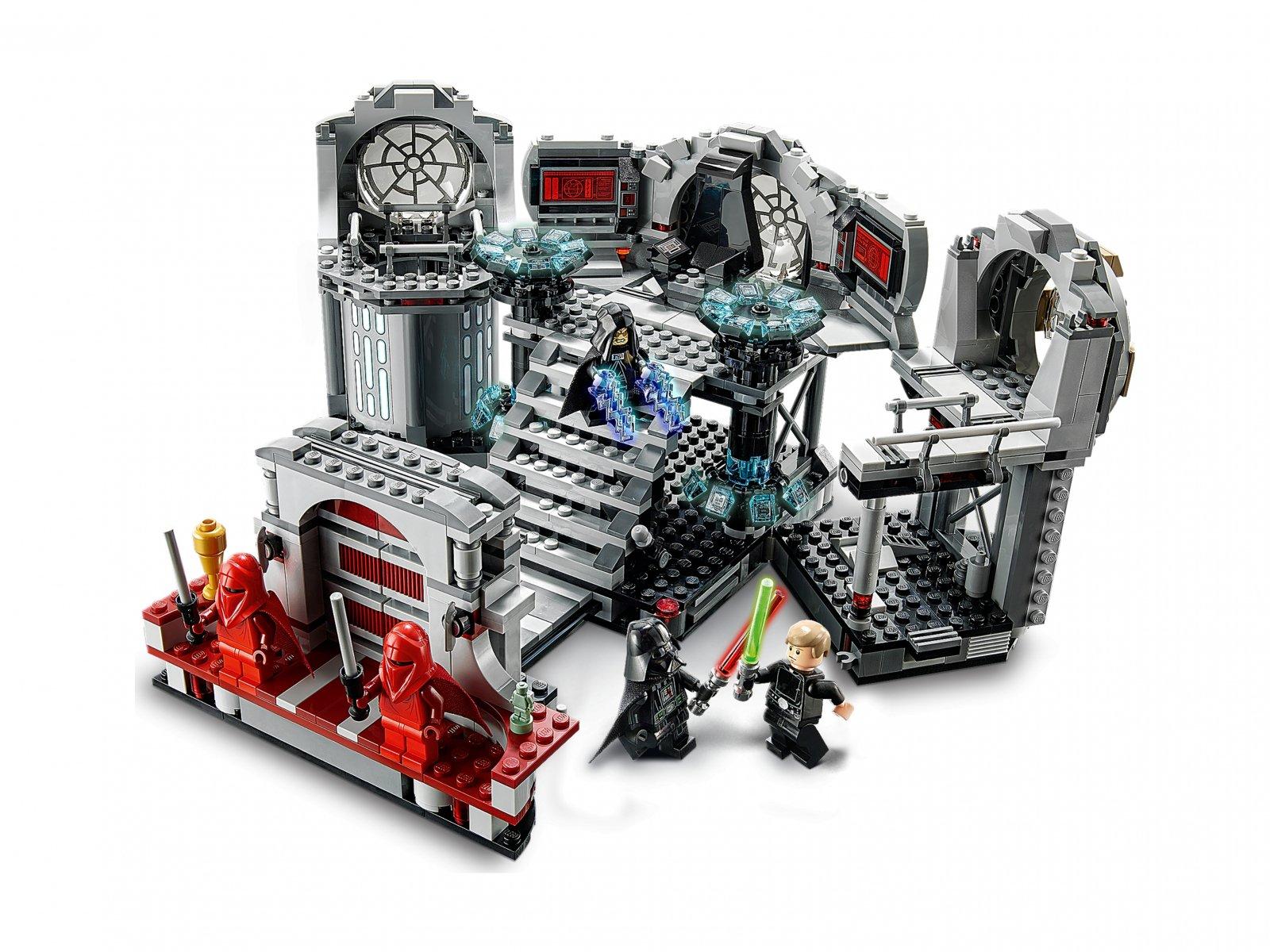 LEGO Star Wars 75291 Gwiazda Śmierci™ - ostateczny pojedynek