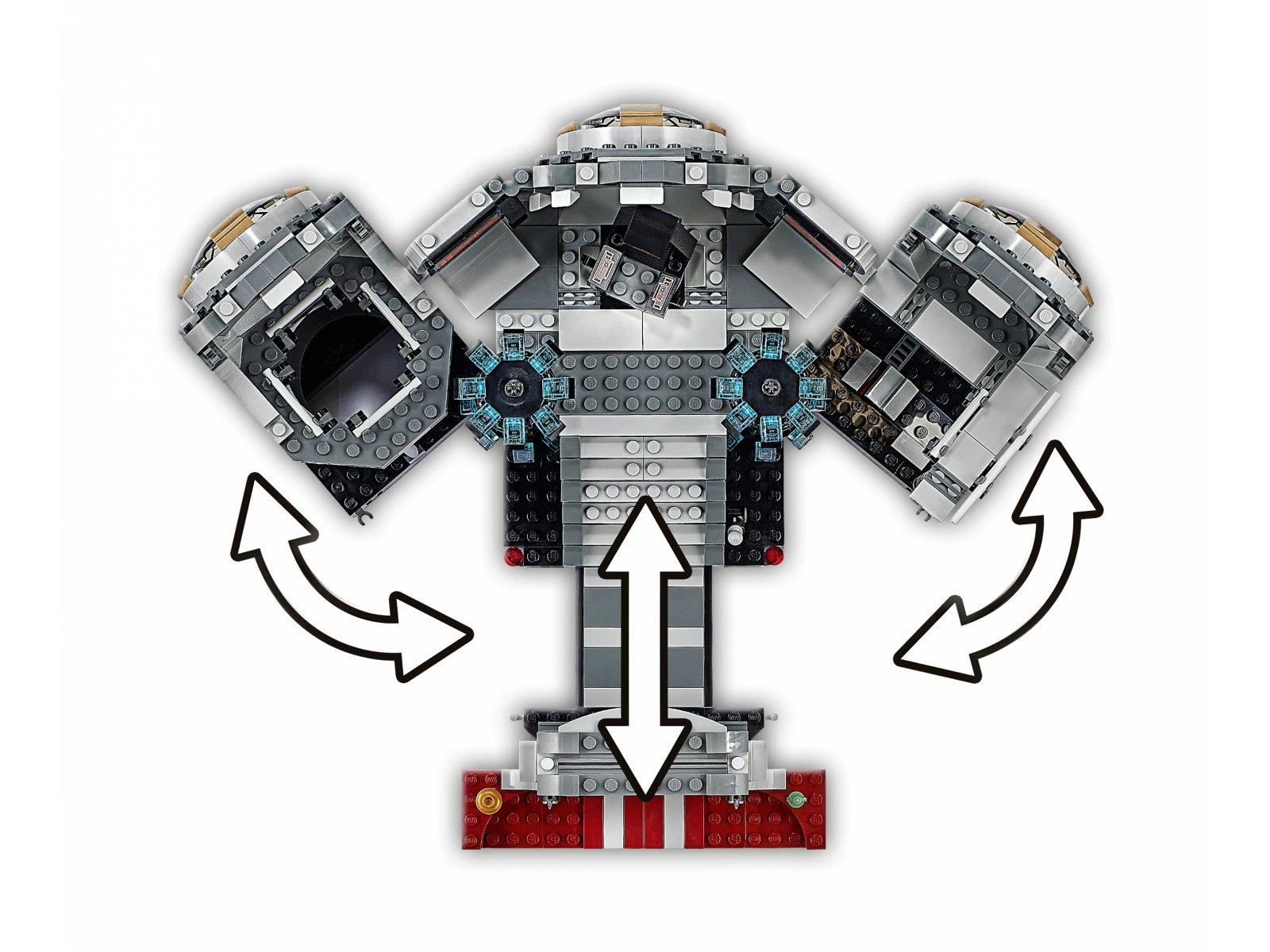 LEGO 75291 Gwiazda Śmierci™ - ostateczny pojedynek