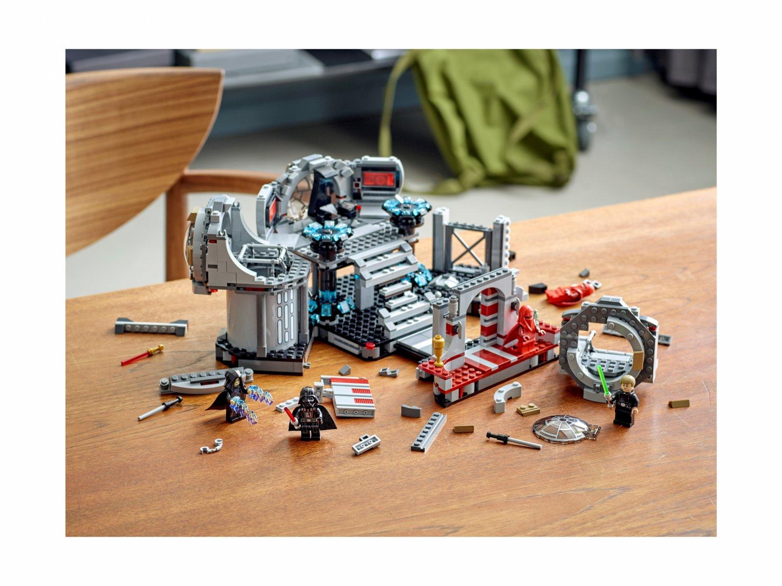 LEGO 75291 Star Wars Gwiazda Śmierci™ - ostateczny pojedynek