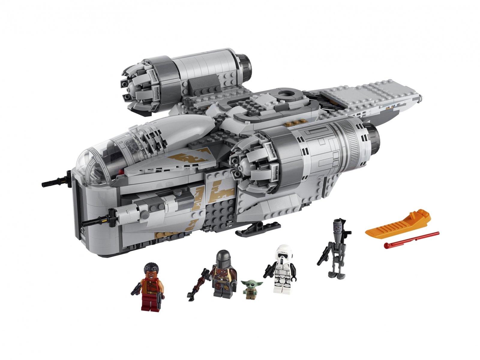 LEGO 75292 Star Wars Brzeszczot
