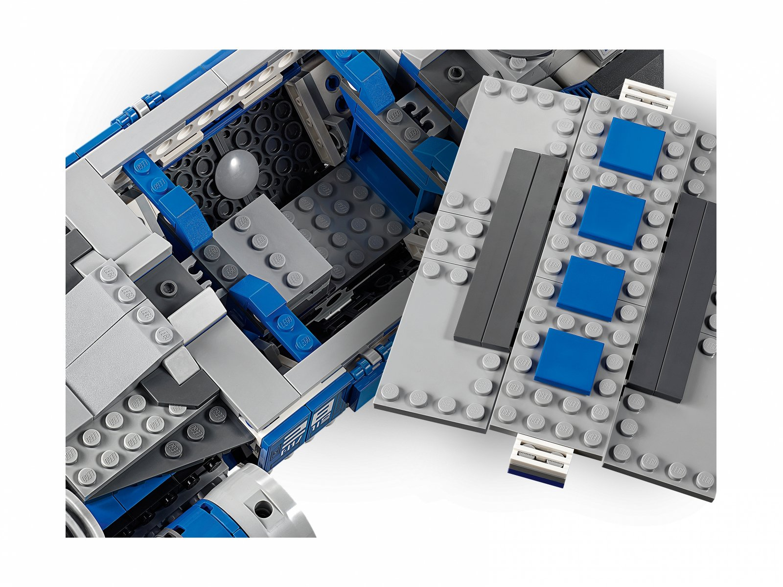 LEGO Star Wars Pojazd transportowy I-TS Ruchu Oporu 75293