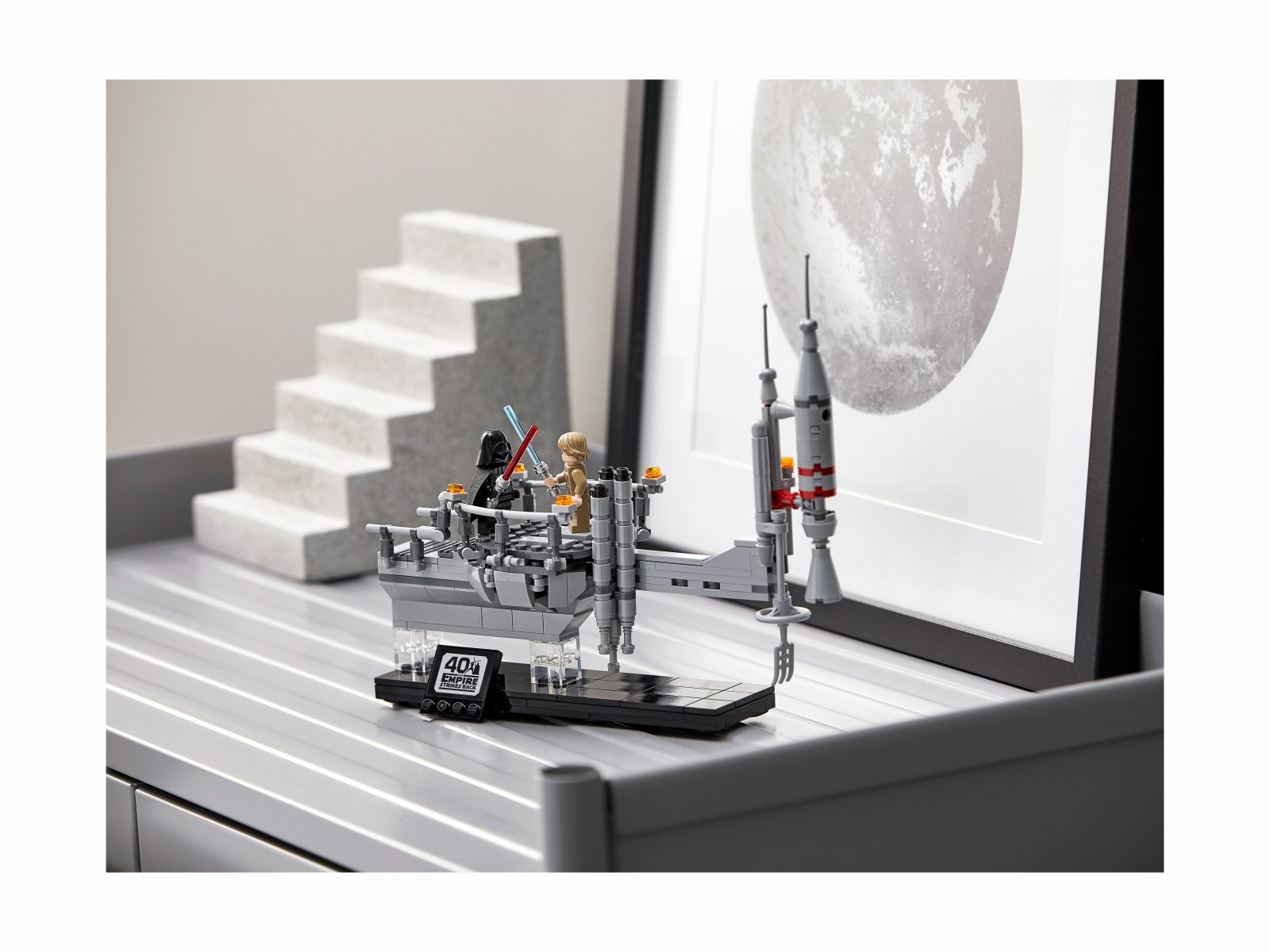 LEGO Star Wars™ 75294 Pojedynek nad Bespinem™