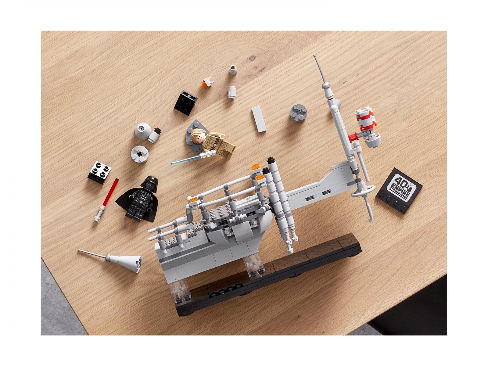 LEGO 75294 Star Wars™ Pojedynek nad Bespinem™