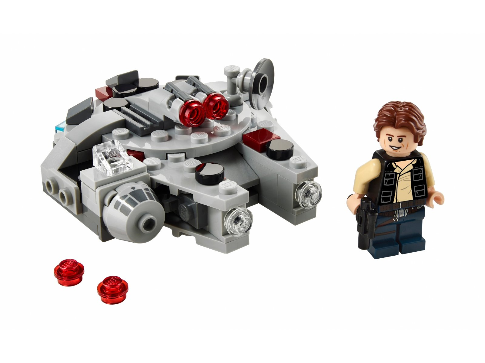 LEGO Star Wars™ Mikromyśliwiec Sokół Millennium™ 75295