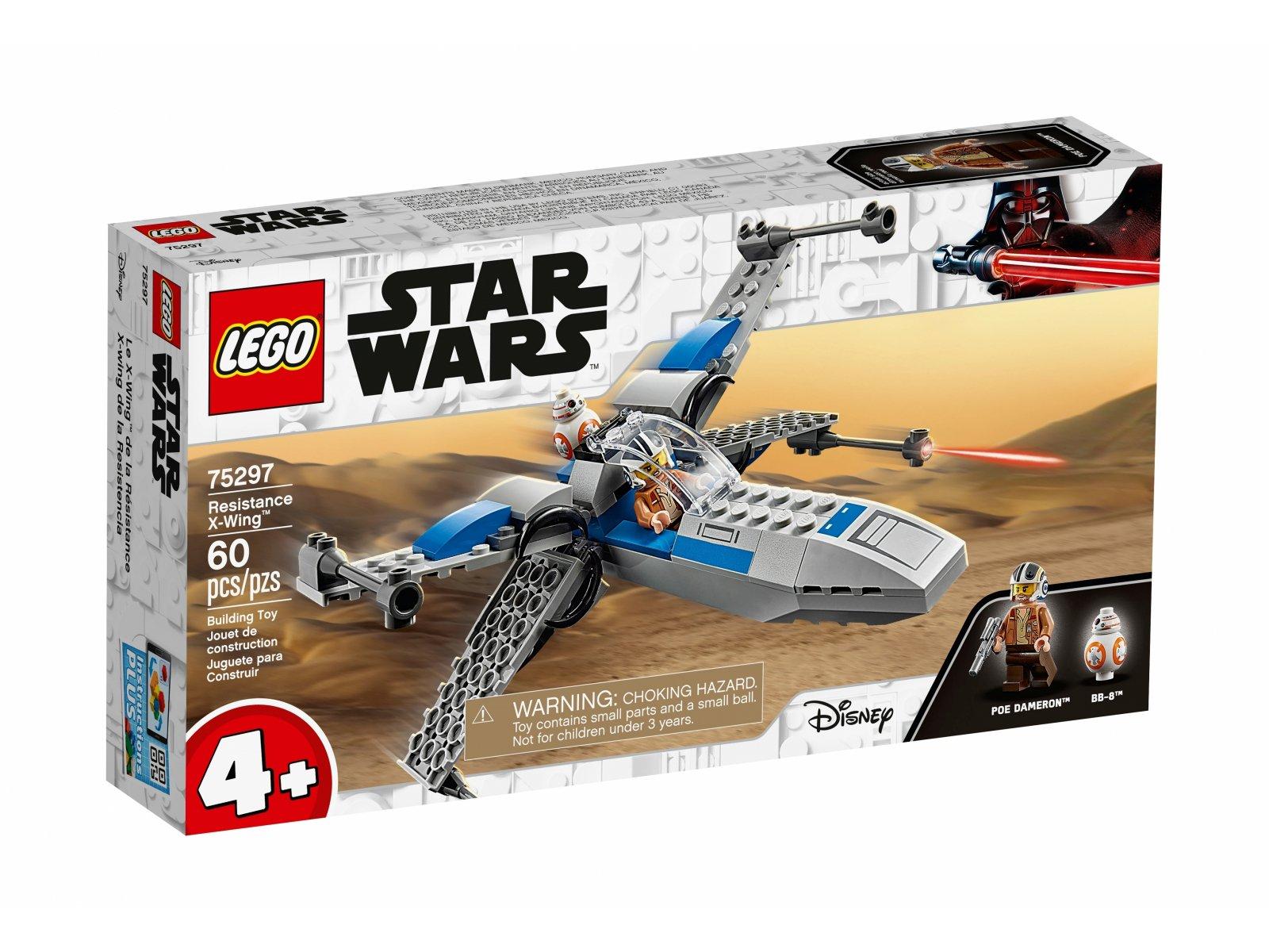 LEGO 75297 X-Wing™ Ruchu Oporu