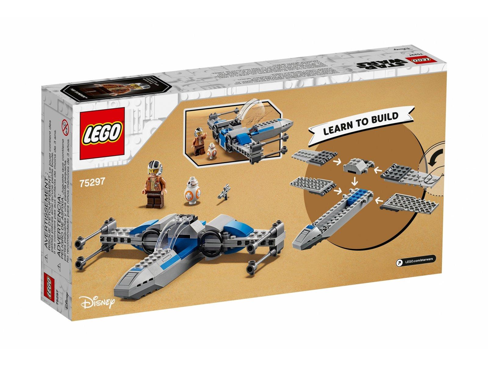 LEGO Star Wars 75297 X-Wing™ Ruchu Oporu