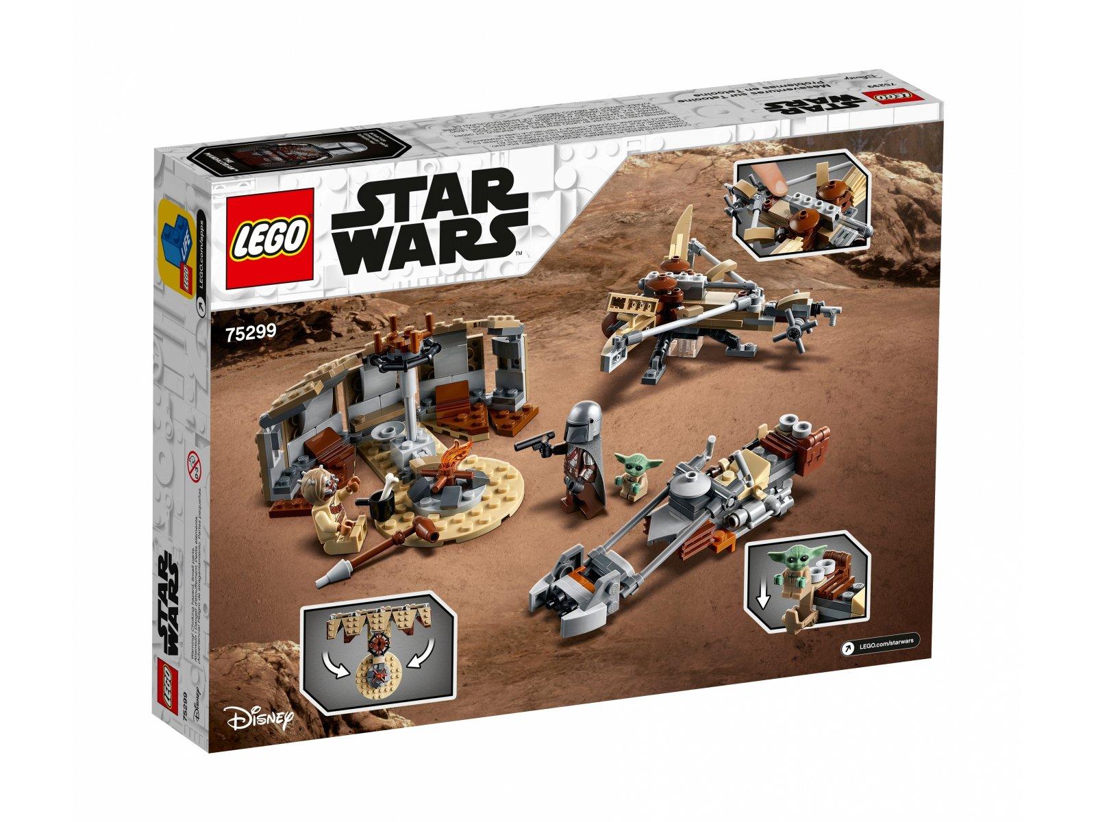 LEGO Star Wars Kłopoty na Tatooine™ 75299