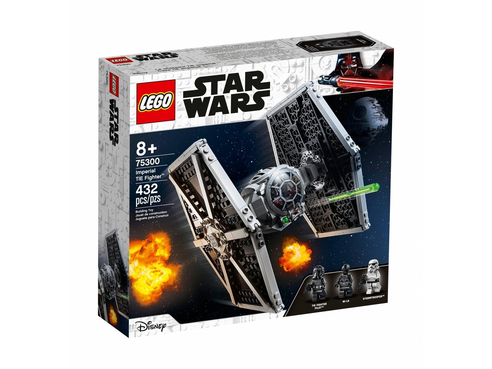 LEGO Star Wars™ Imperialny myśliwiec TIE™ 75300