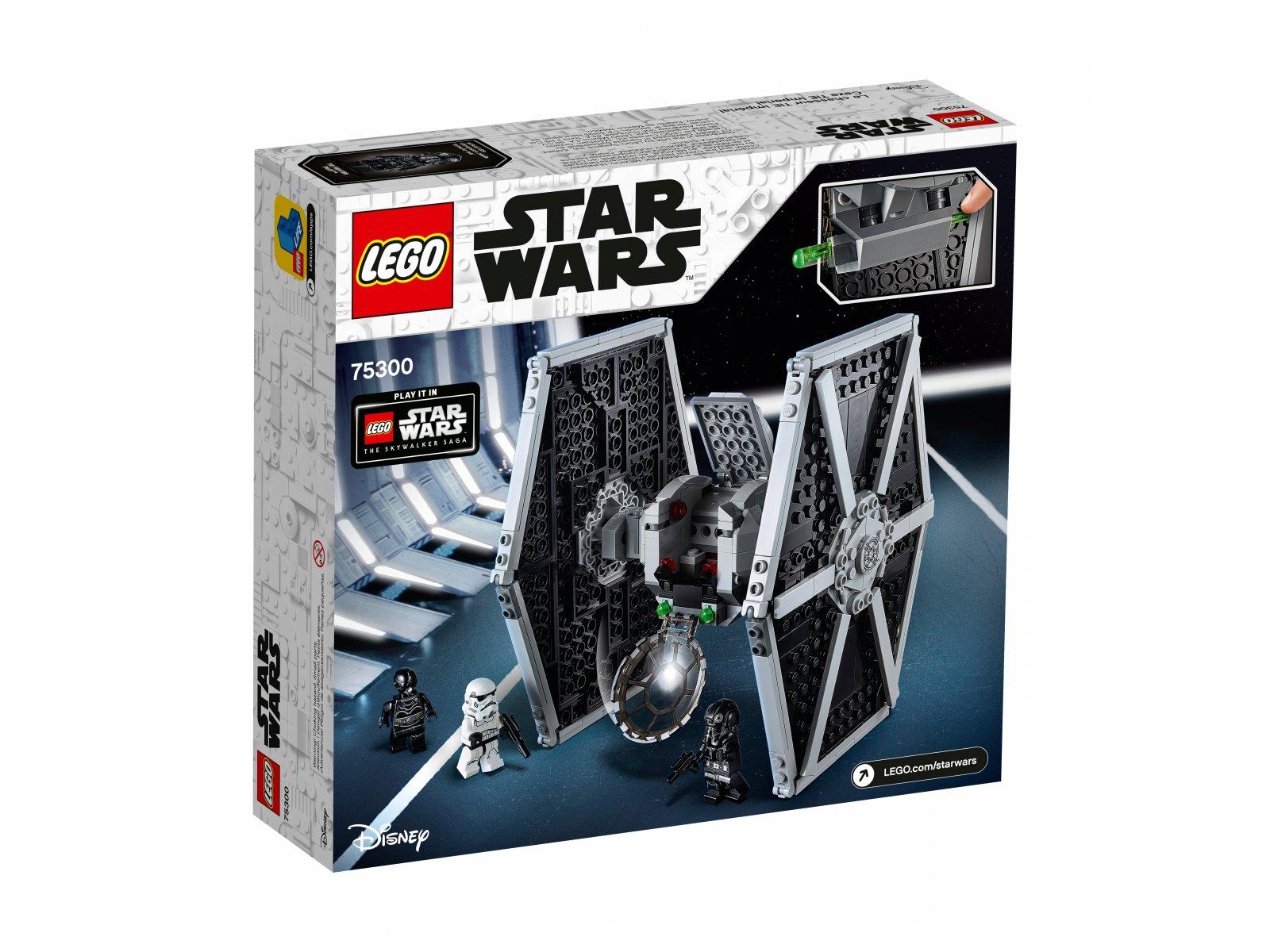 LEGO Star Wars™ 75300 Imperialny myśliwiec TIE™