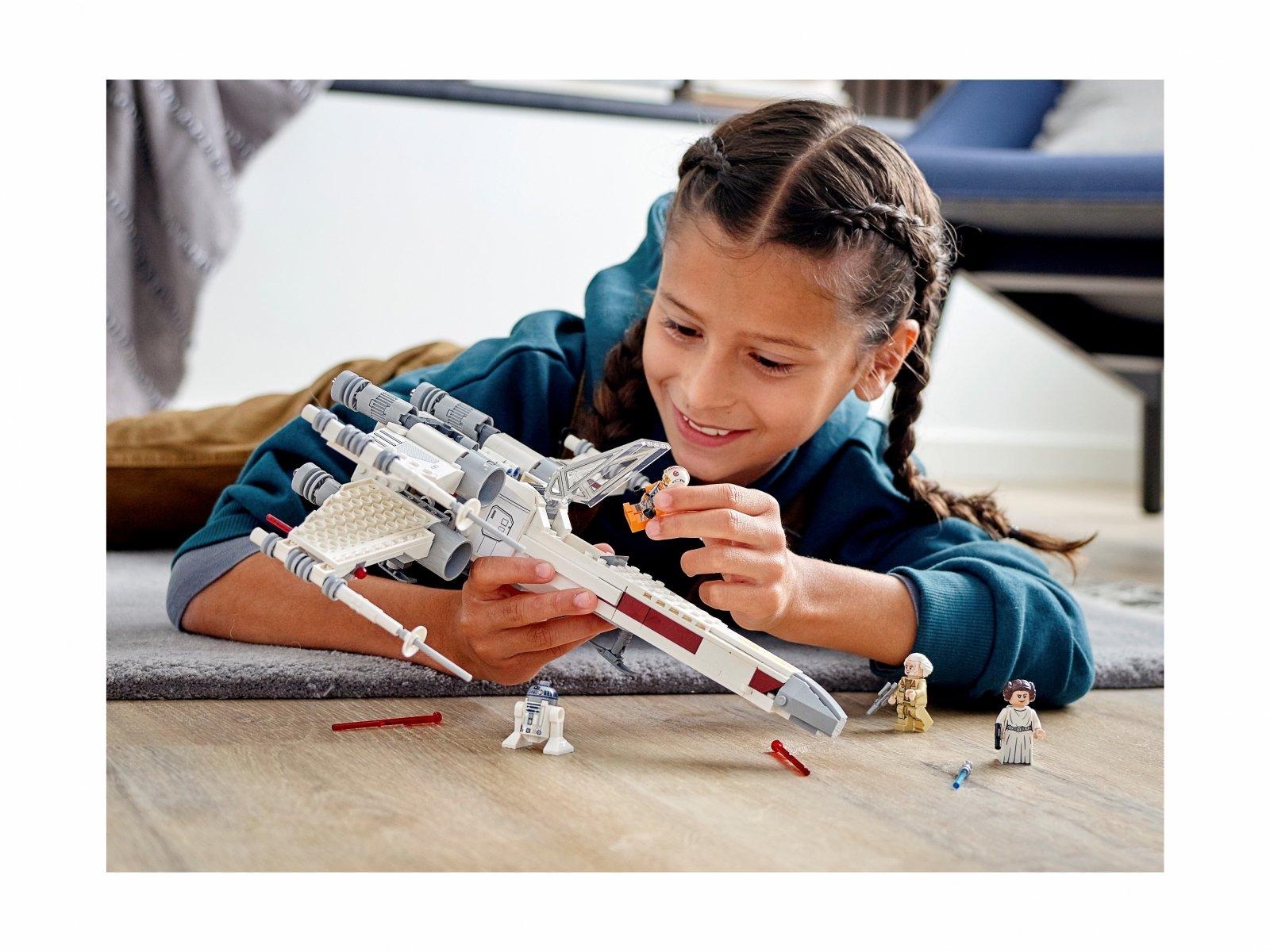 LEGO 75301 Star Wars™ Myśliwiec X-Wing™ Luke'a Skywalkera