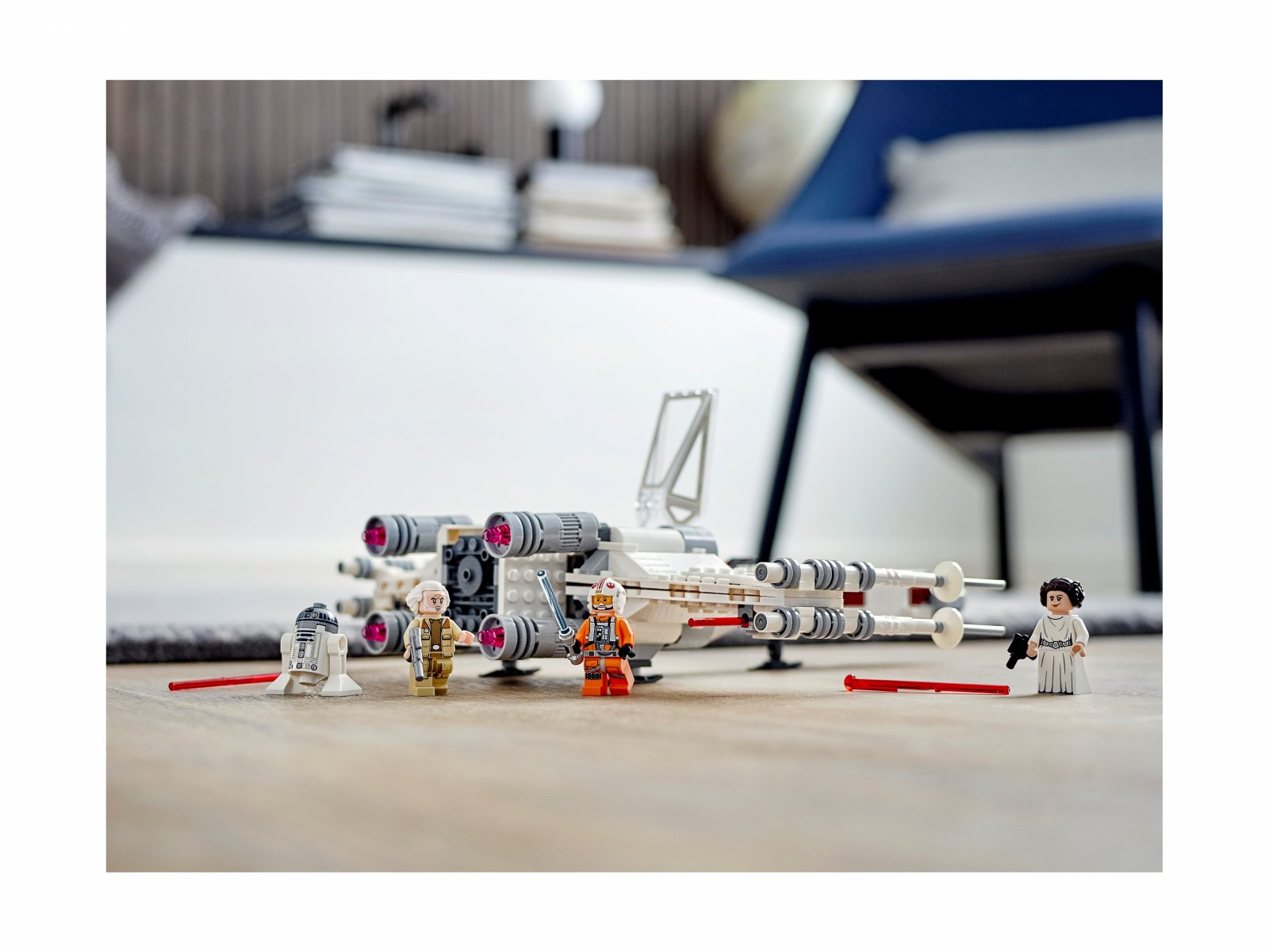 LEGO 75301 Myśliwiec X-Wing™ Luke'a Skywalkera