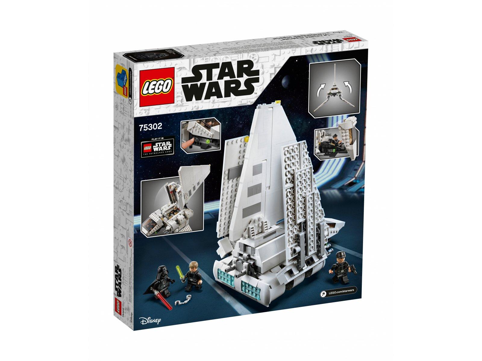 LEGO Star Wars Imperialny wahadłowiec™ 75302