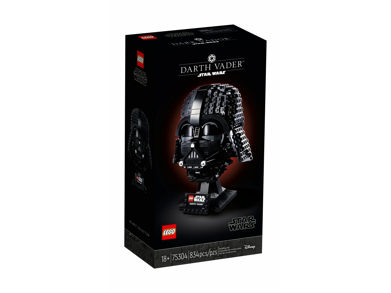 LEGO 75304 Star Wars Hełm Dartha Vadera™