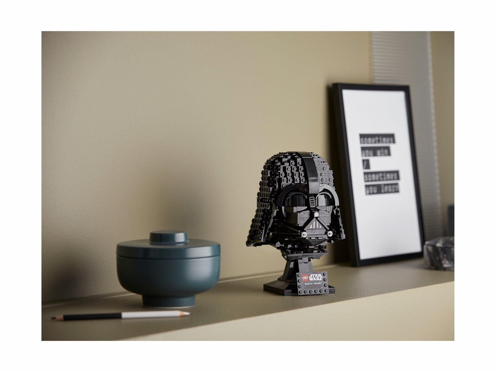 LEGO 75304 Star Wars Hełm Dartha Vadera™