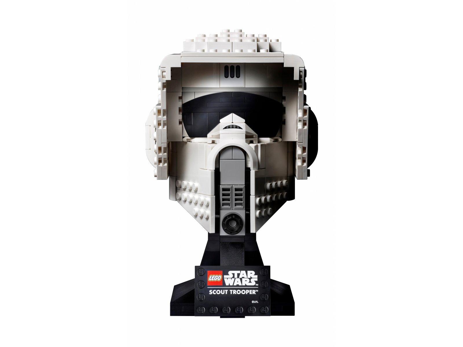 LEGO Star Wars Hełm zwiadowcy szturmowców™ 75305
