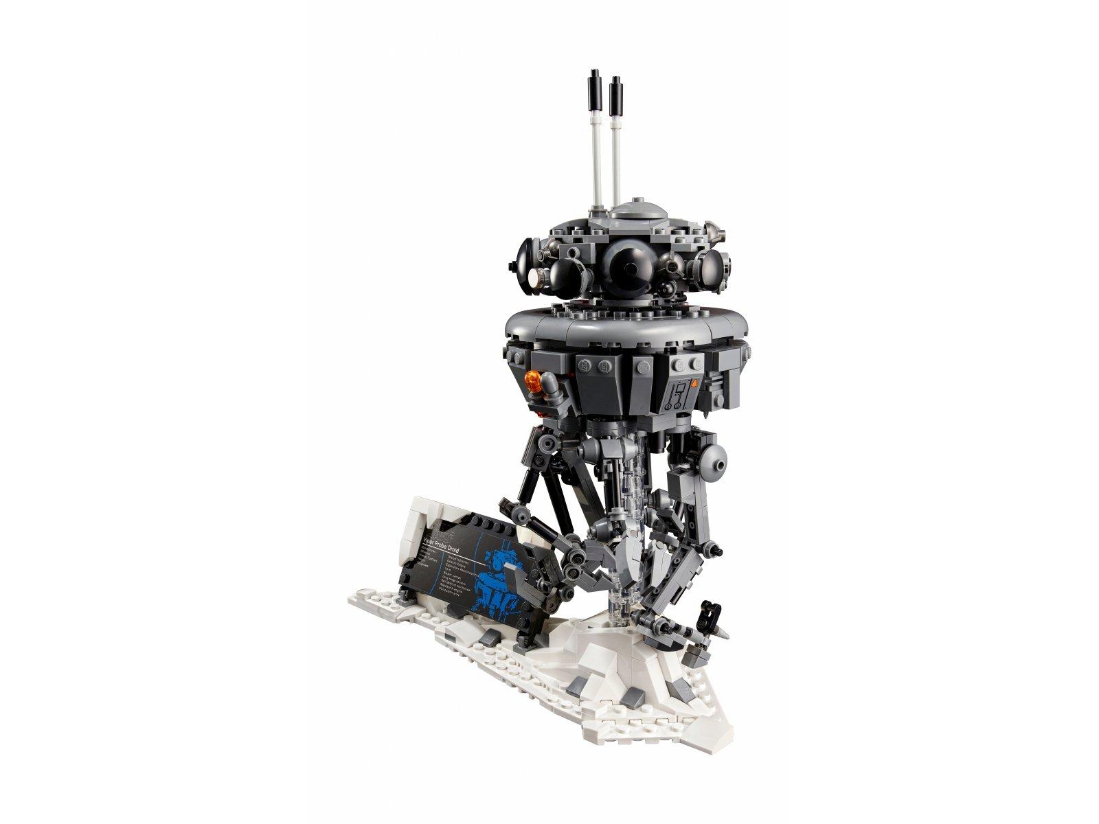 LEGO Star Wars Imperialny droid zwiadowczy™ 75306