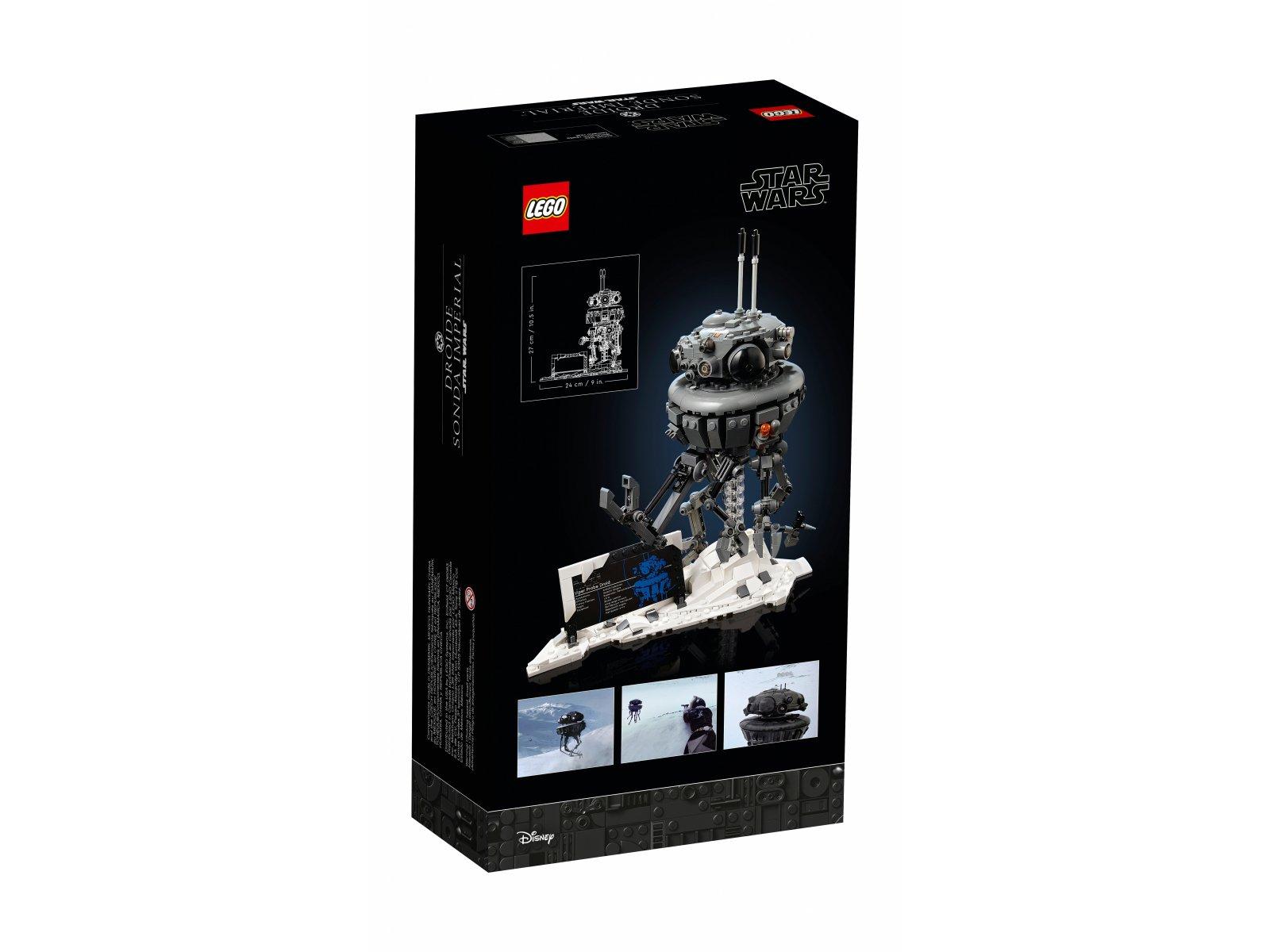LEGO Star Wars 75306 Imperialny droid zwiadowczy™