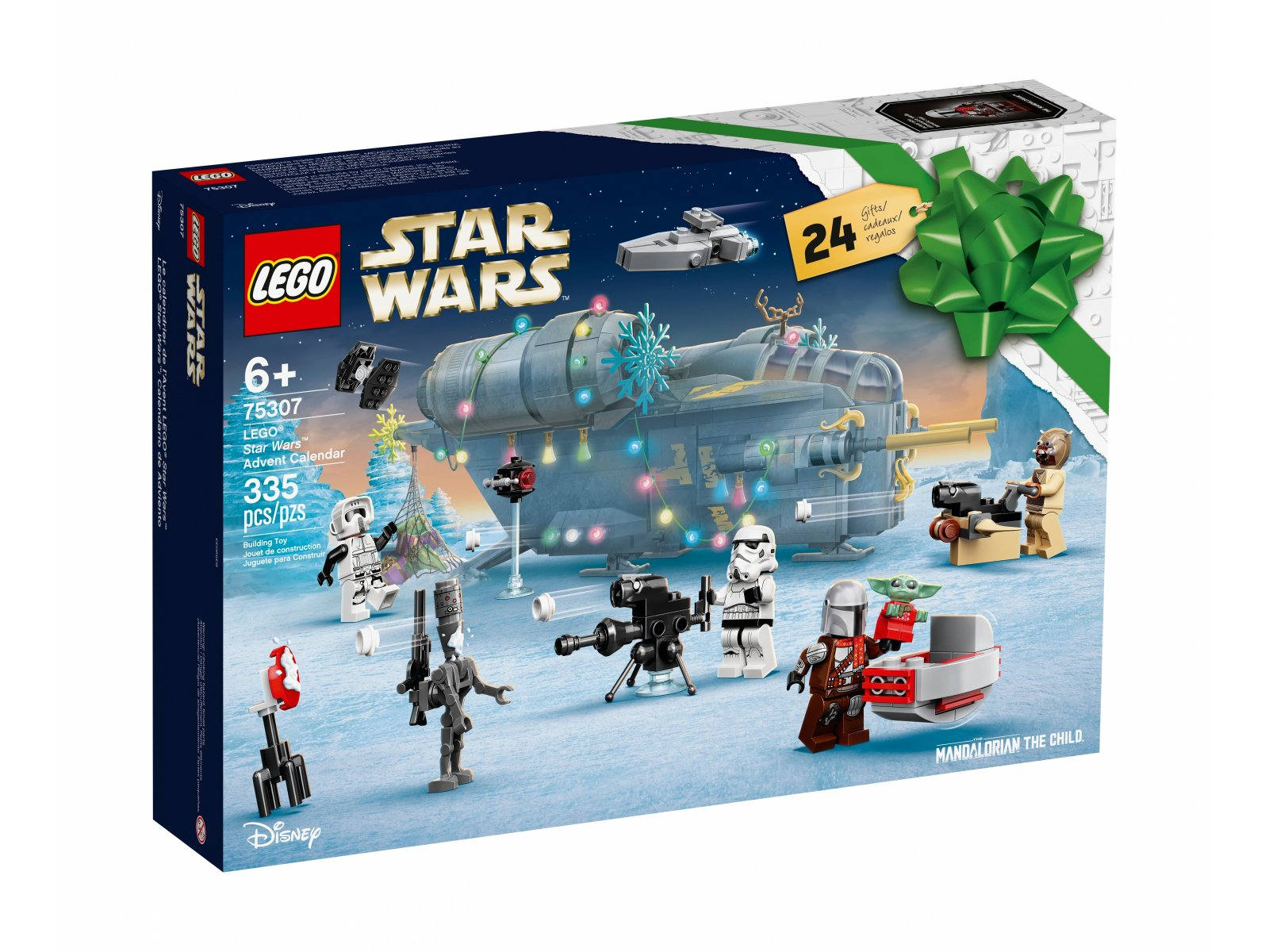 LEGO Star Wars 75307 Kalendarz adwentowy