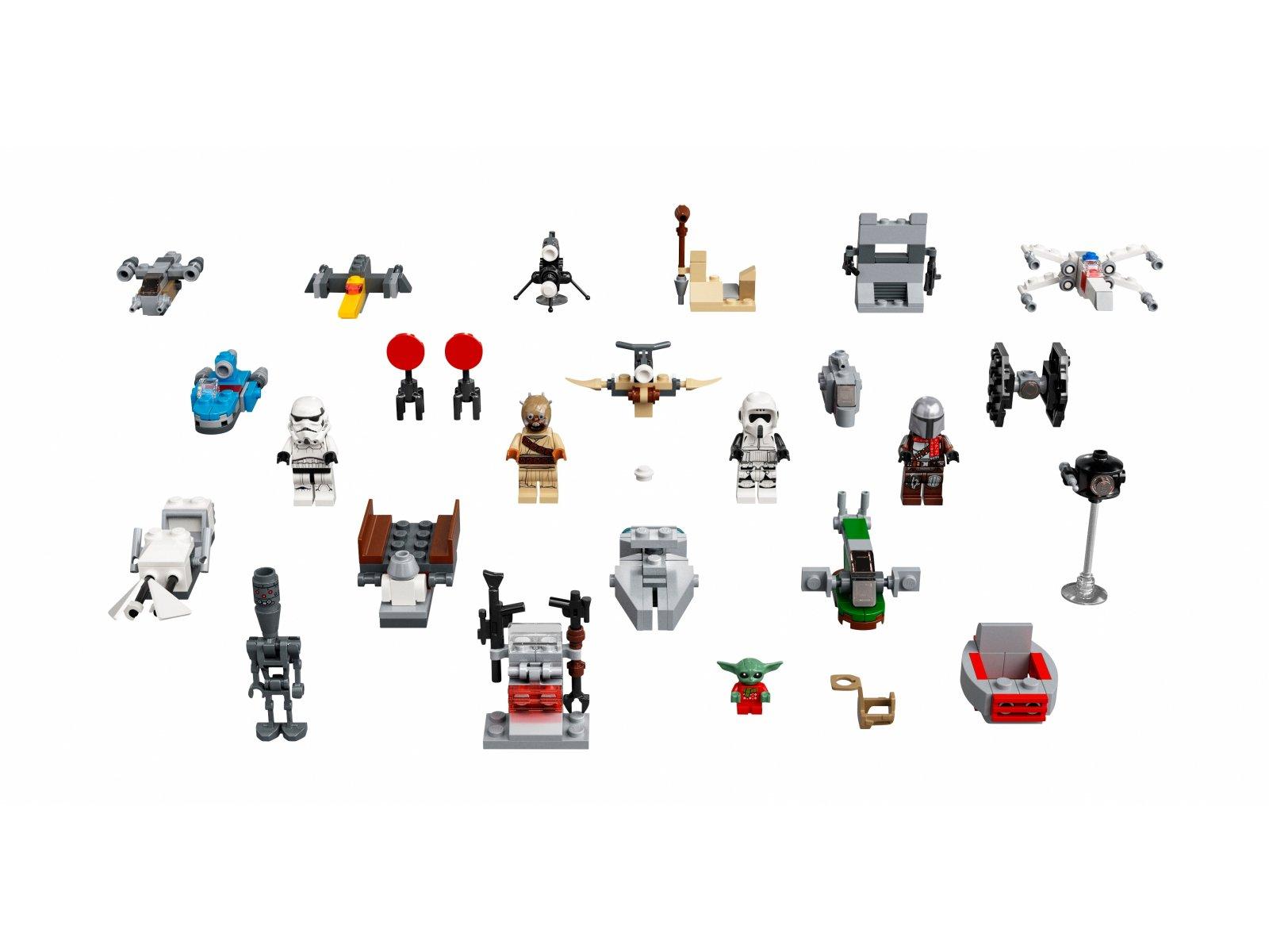 LEGO 75307 Kalendarz adwentowy