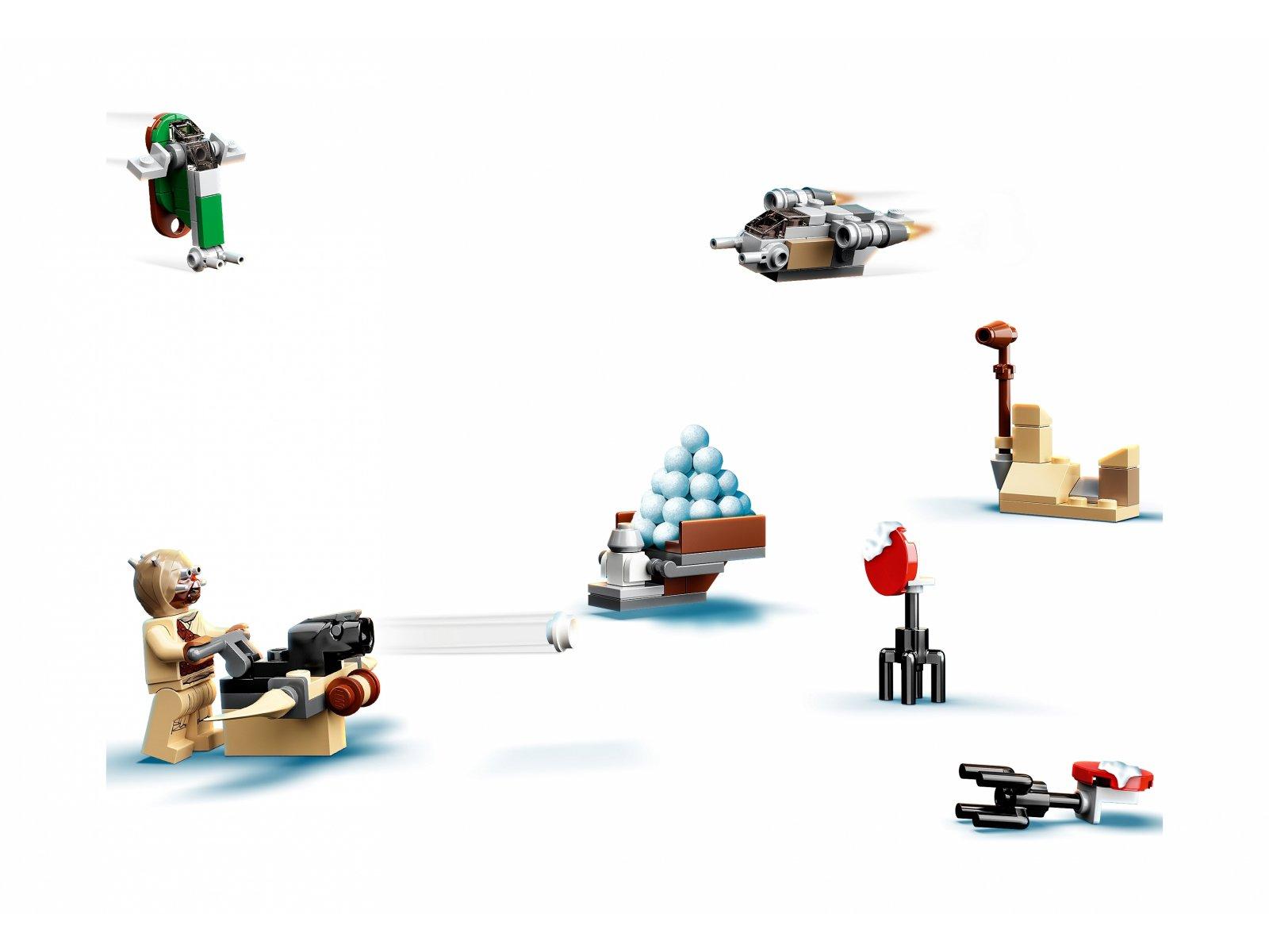 LEGO 75307 Star Wars Kalendarz adwentowy