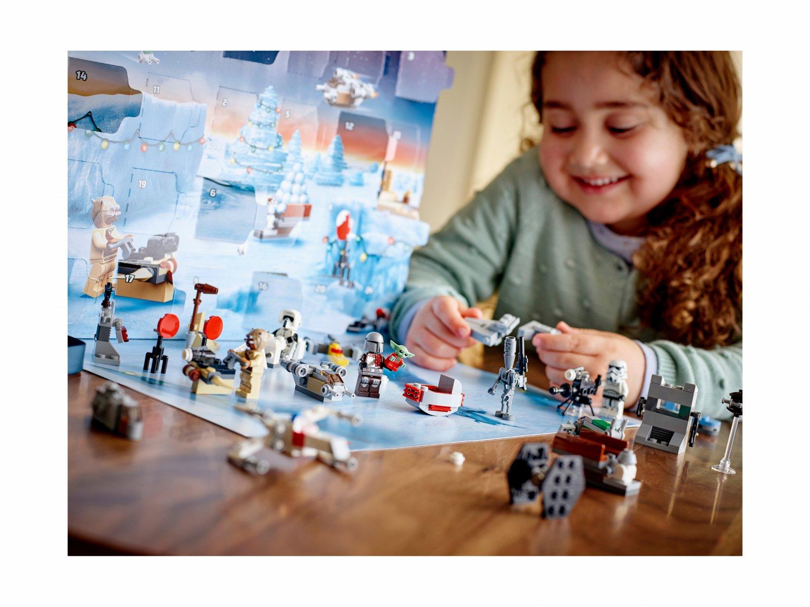 LEGO Star Wars Kalendarz adwentowy 75307