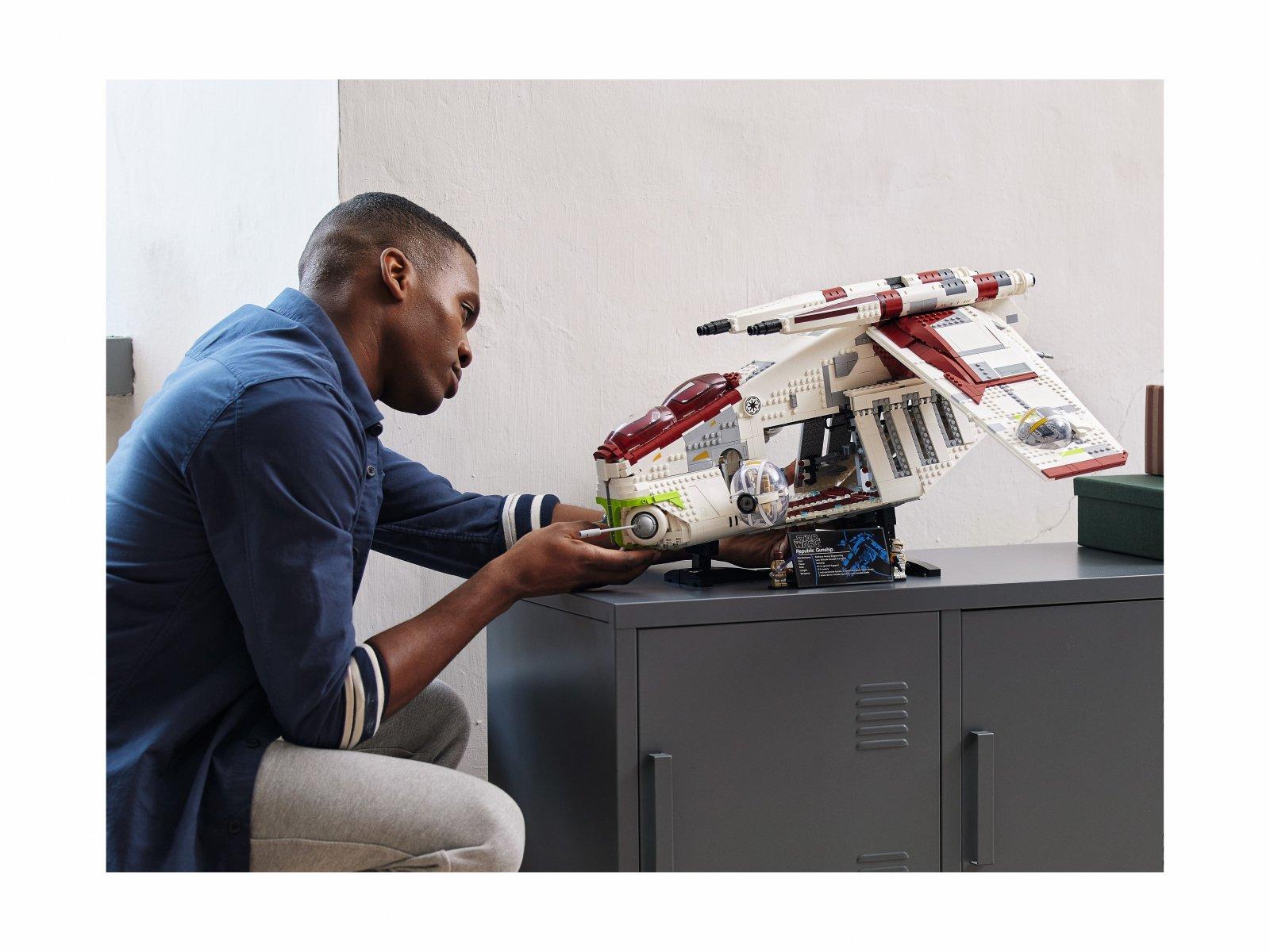 LEGO 75309 Star Wars Kanonierka Republiki™