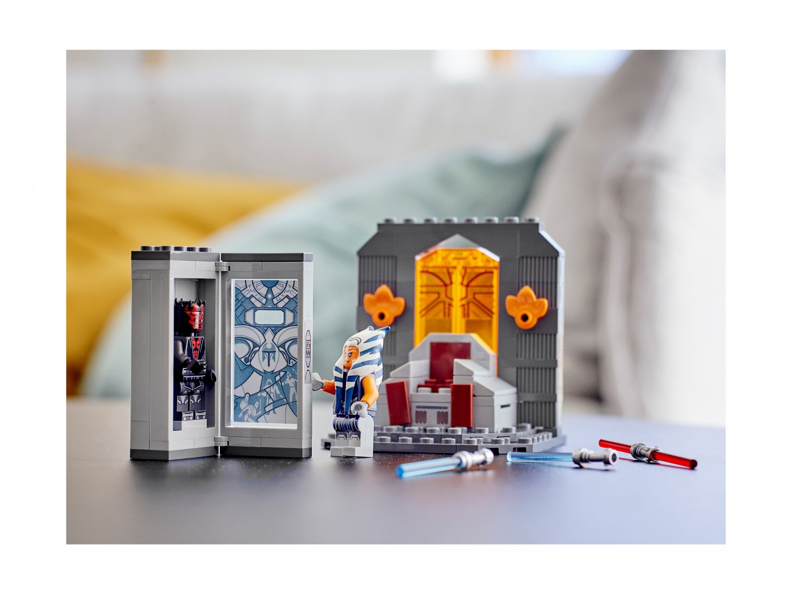 LEGO Star Wars 75310 Starcie na Mandalore™