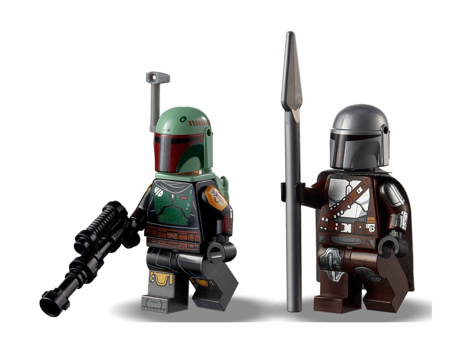 LEGO Star Wars 75312 Statek kosmiczny Boby Fetta™