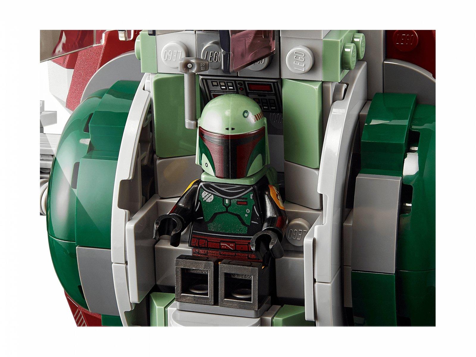 LEGO 75312 Star Wars Statek kosmiczny Boby Fetta™