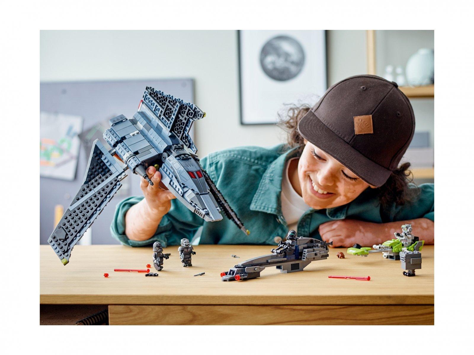 LEGO Star Wars Prom szturmowy Parszywej Zgrai™ 75314