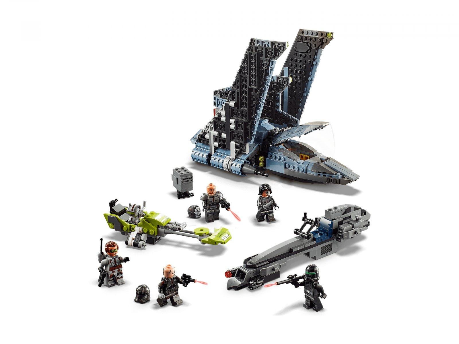 LEGO 75314 Star Wars Prom szturmowy Parszywej Zgrai™