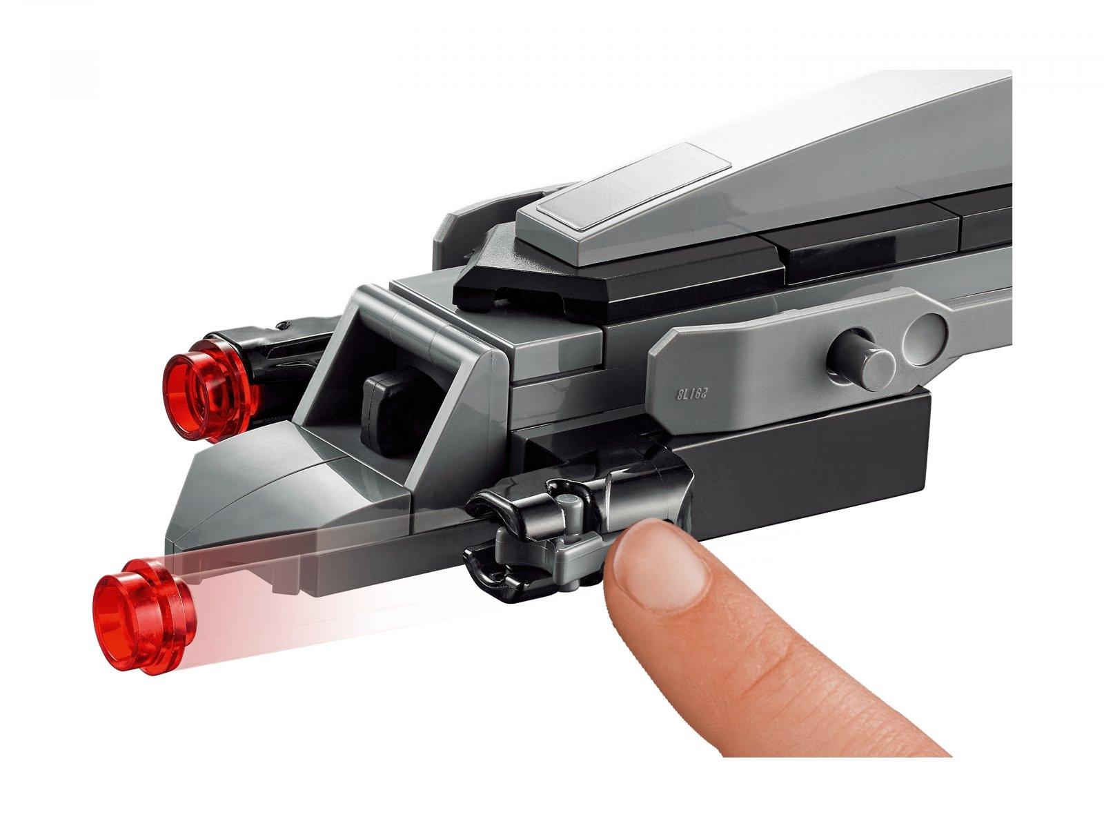 LEGO 75314 Prom szturmowy Parszywej Zgrai™