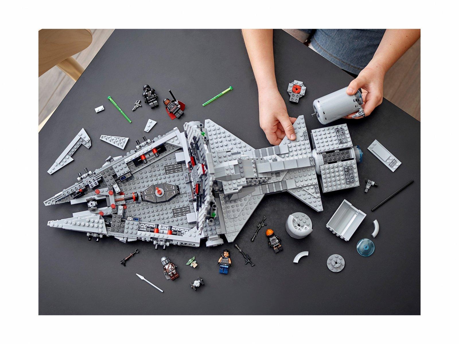 LEGO Star Wars Imperialny lekki krążownik™ 75315