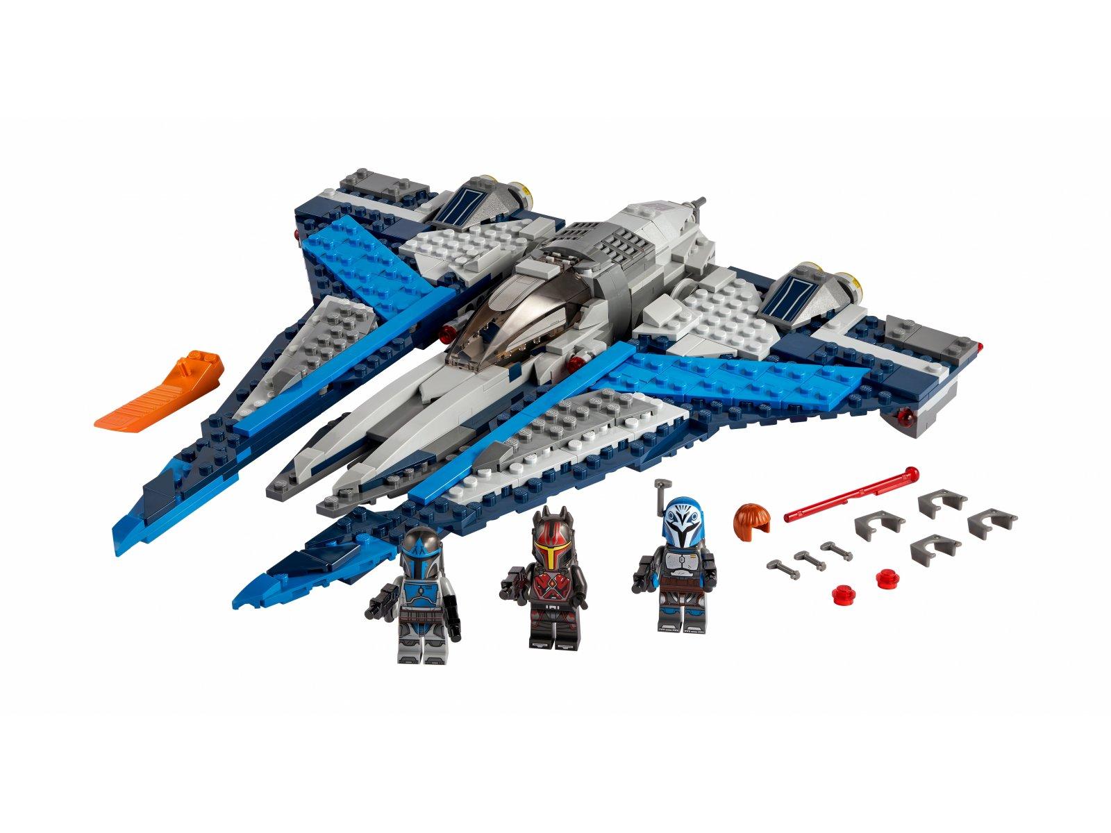 LEGO Star Wars 75316 Mandaloriański myśliwiec™