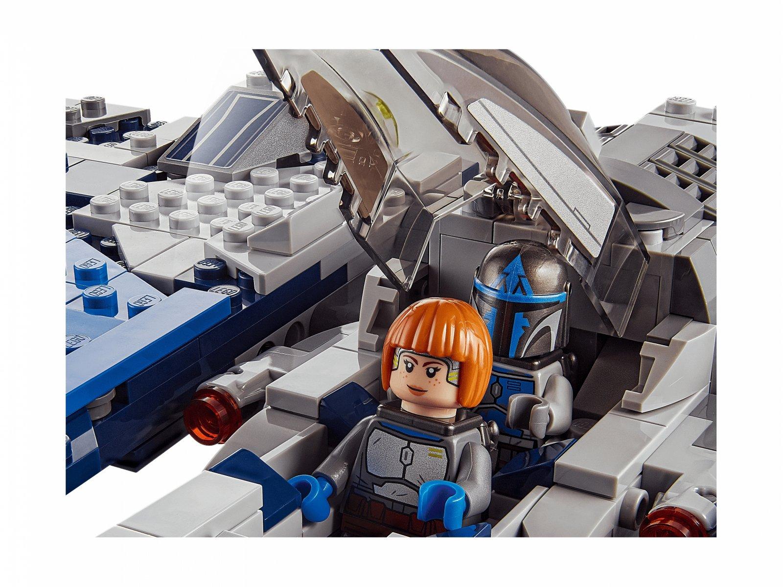 LEGO Star Wars Mandaloriański myśliwiec™ 75316