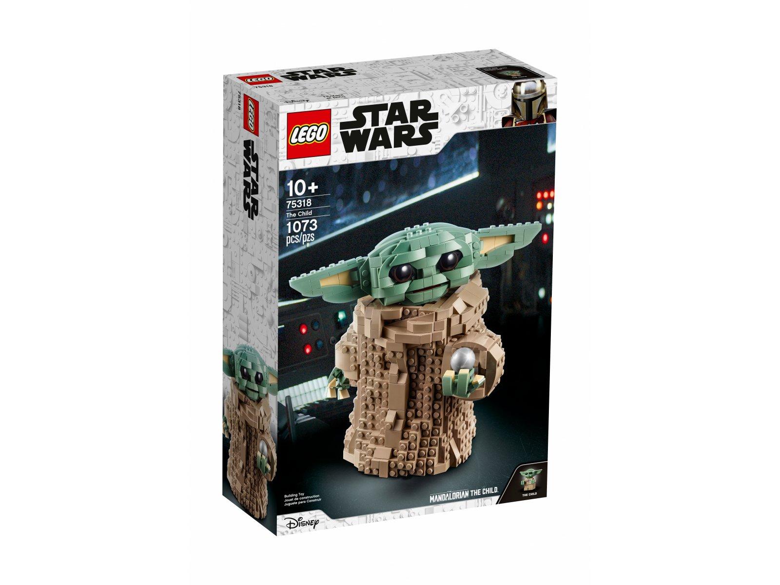 LEGO 75318 Dziecko (Baby Yoda)