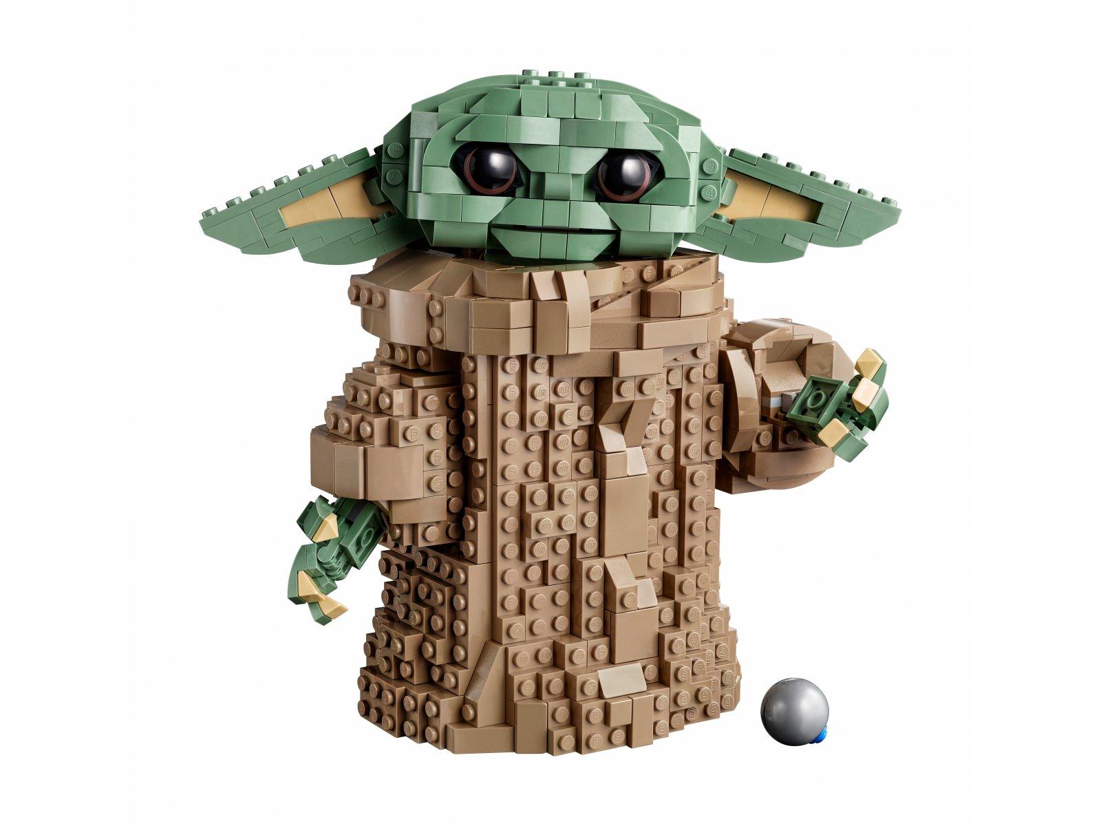 LEGO Star Wars™ 75318 Dziecko (Baby Yoda)