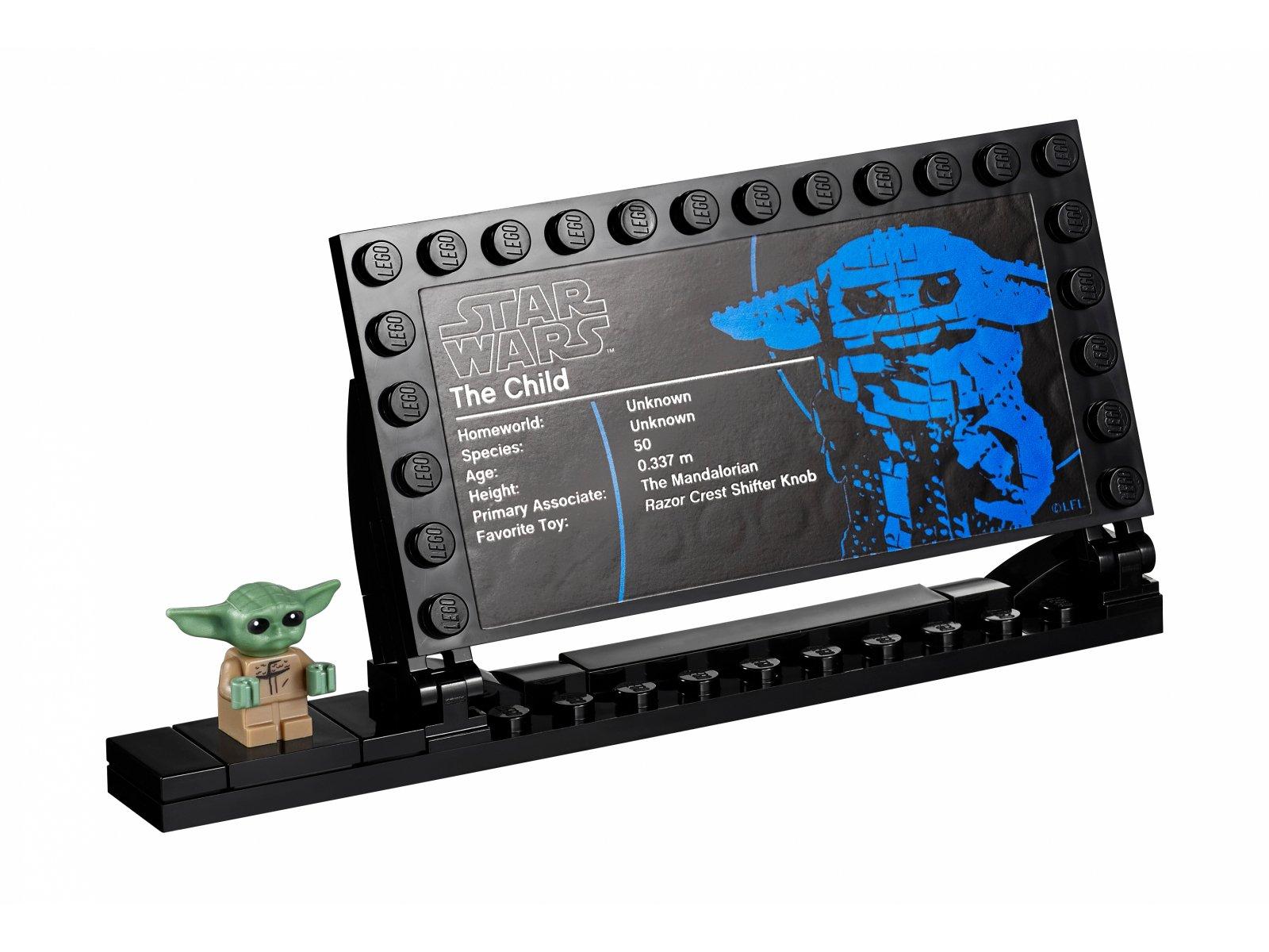 LEGO Star Wars™ Dziecko (Baby Yoda) 75318